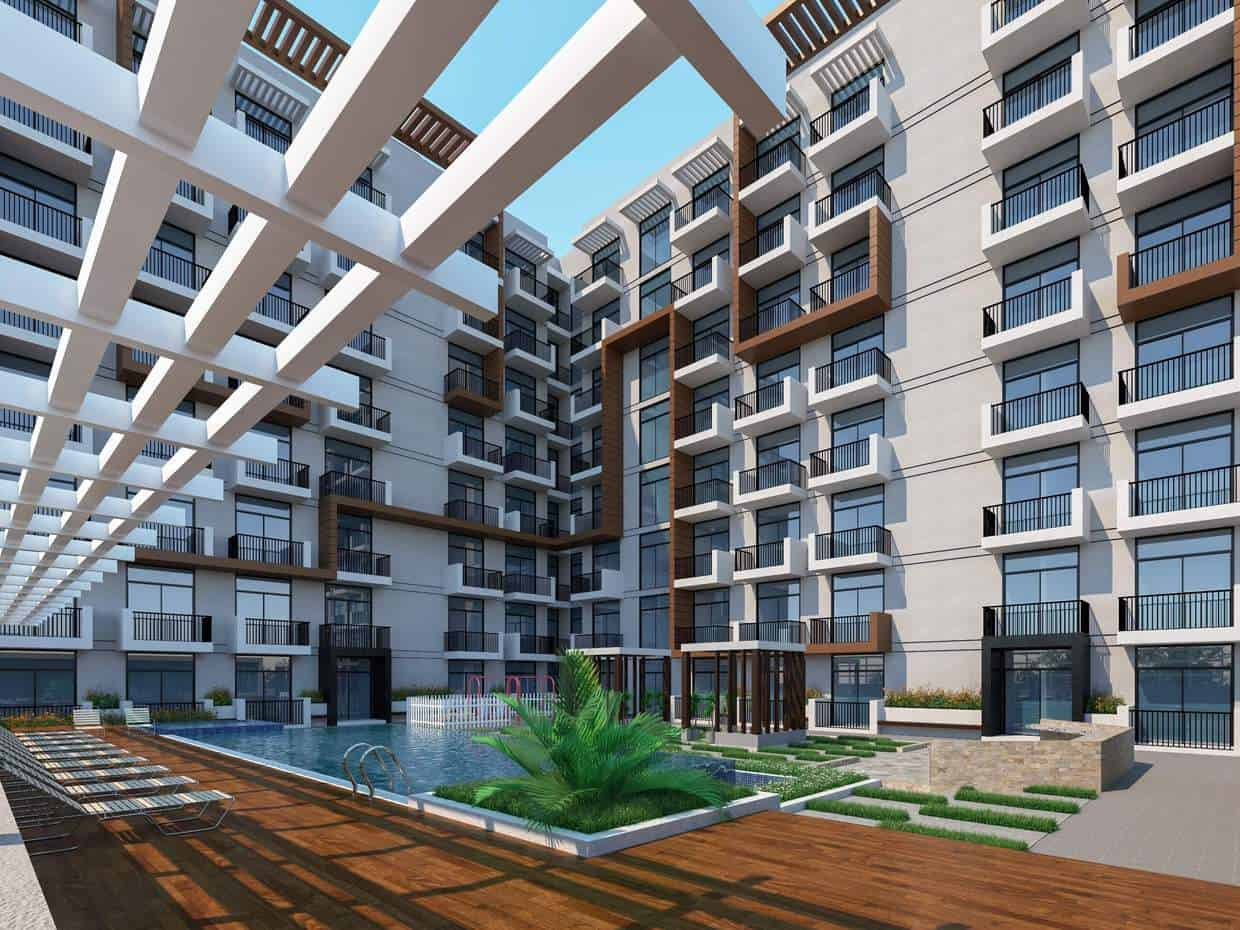 2 Bedroom Apartment in Arjan completing on Jul 2021, 60% to be paid in 5 Year after completion
