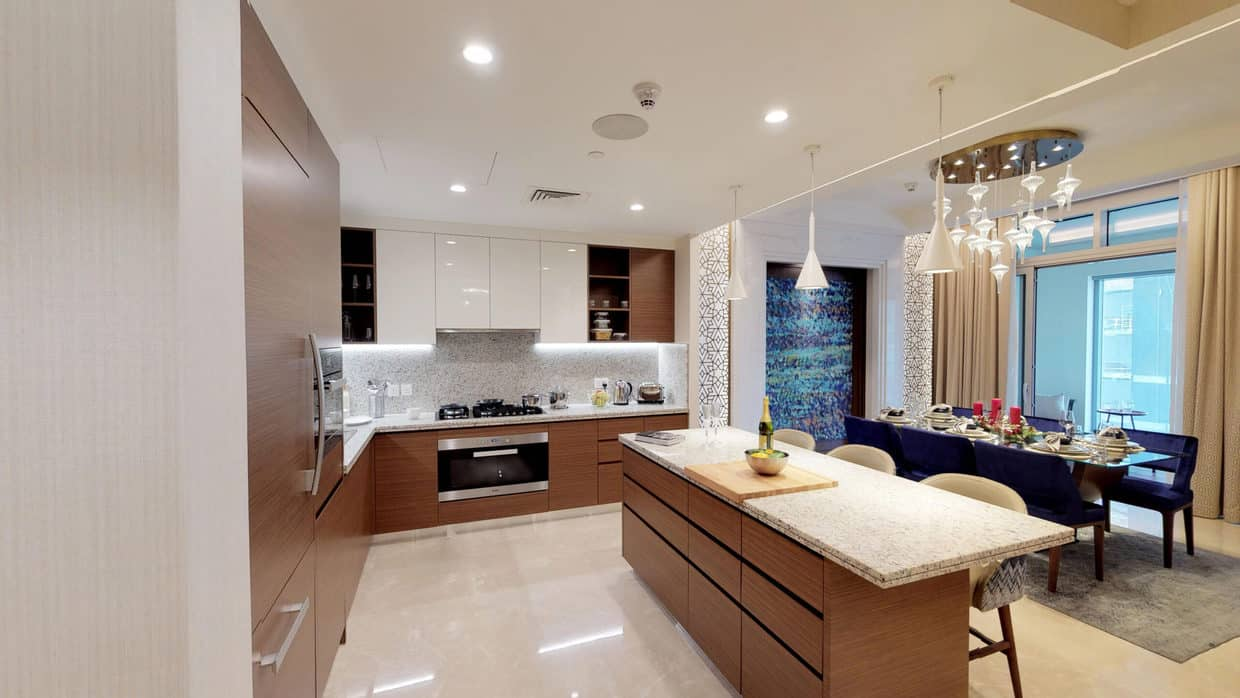 Luxury One Bedroom Apartment in Downtown, with Completion Dec 2021, 70% to be paid in 3 Years Post-Completion