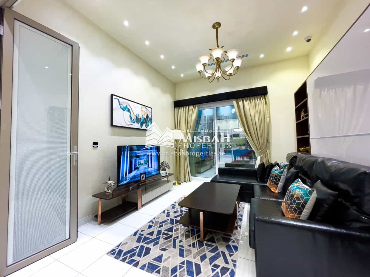 One Bedroom Apartment in Liwan with 40% payment until Feb 2022 and 60% in 5 Years