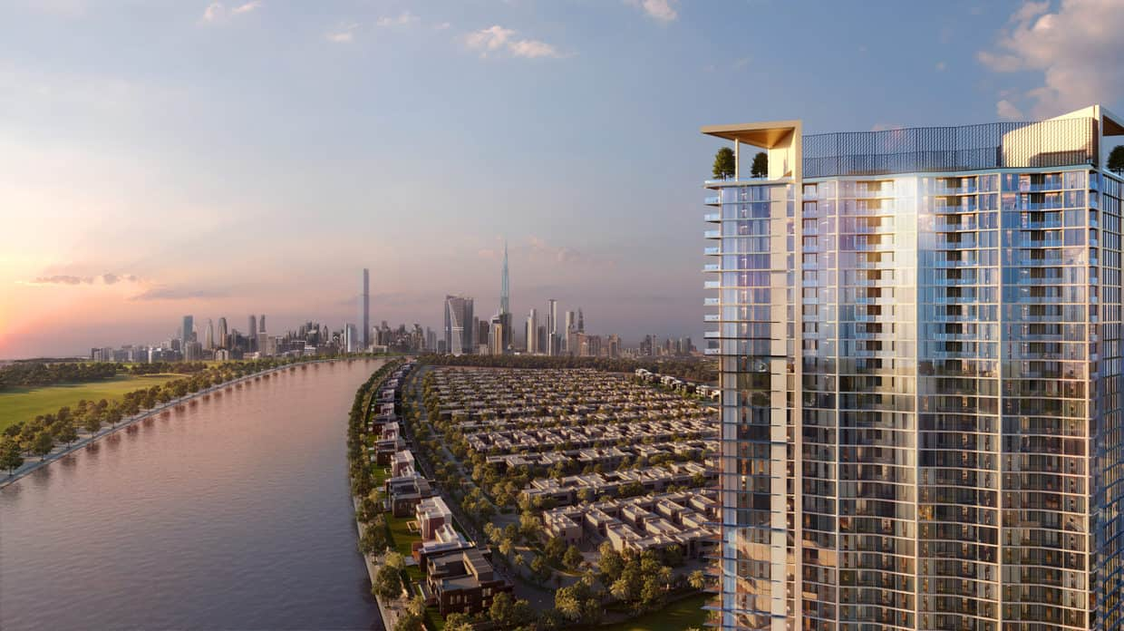 One Bedroom + Study with payment plan of 2 years post completion, completing Sep 2023 in Mohammed bin Rashid City (MBR City)