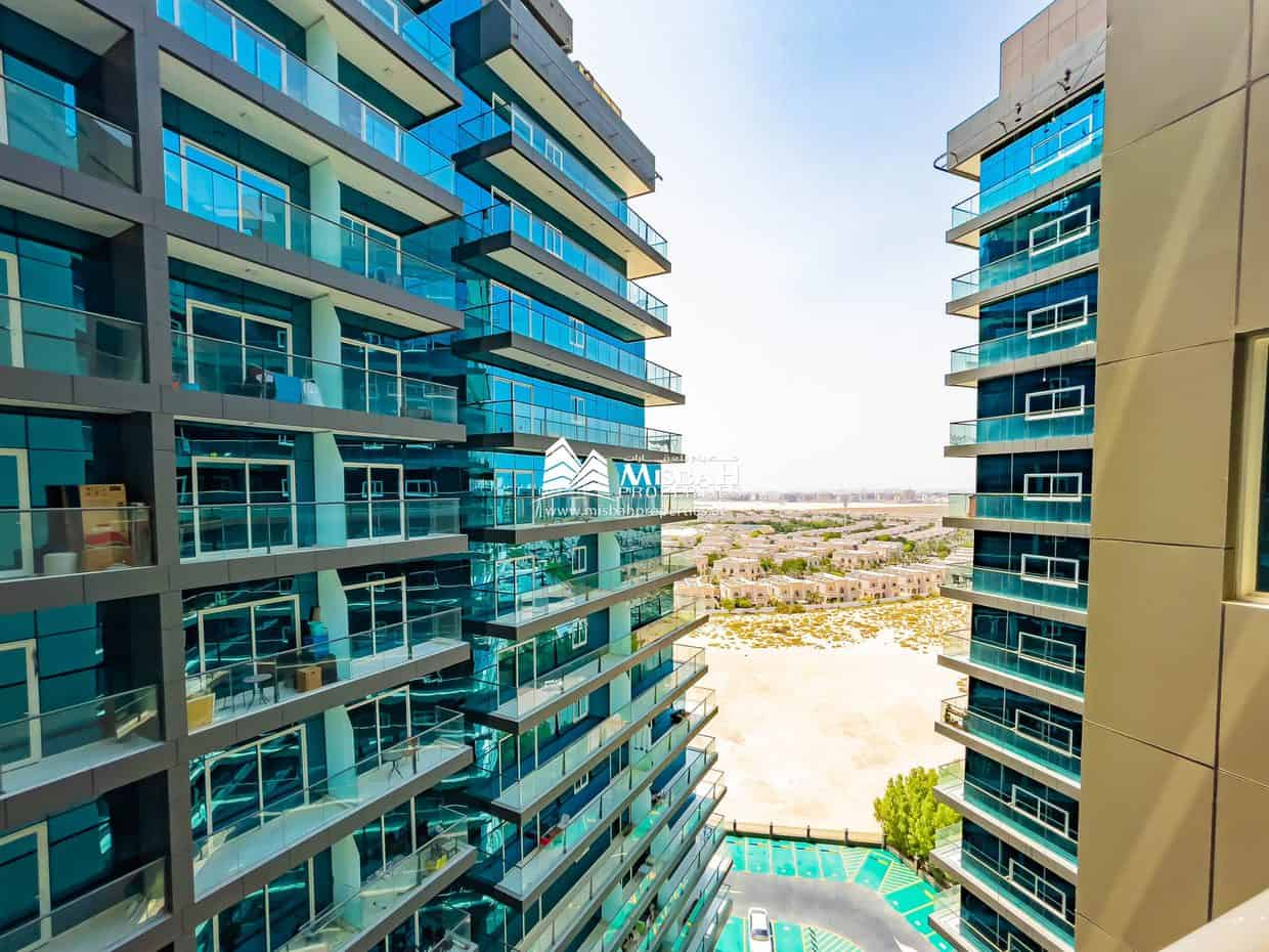 Brand New, Ready Studio Apartment in Dubai Silicon Oasis with 3 years post payment plan and option to make your property Freehold from Leasehold.